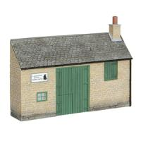 44-0200 Bachmann Scenecraft Low Relief Honey Stone Smithy