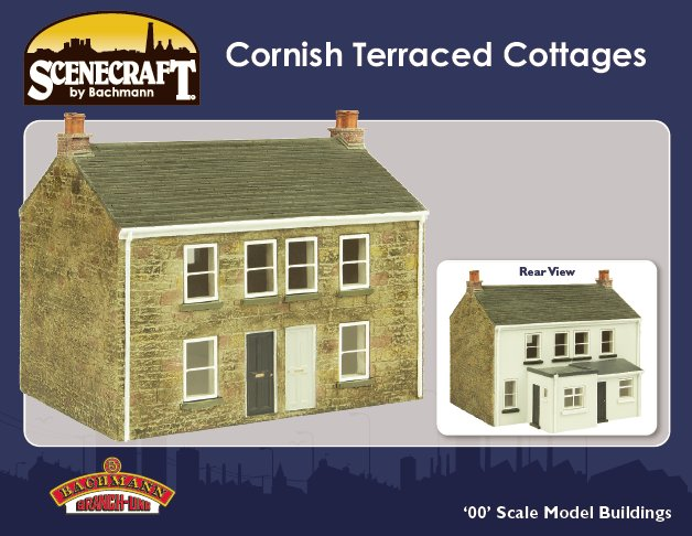 Cornish Terraced Cottages