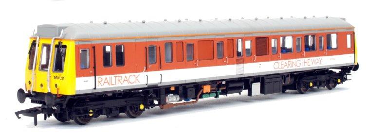 4D-009-009 Dapol Class 121 DMU Railtrack Image