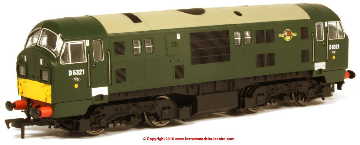 4D-012-007 Dapol Class 22 Diesel D6321 Image