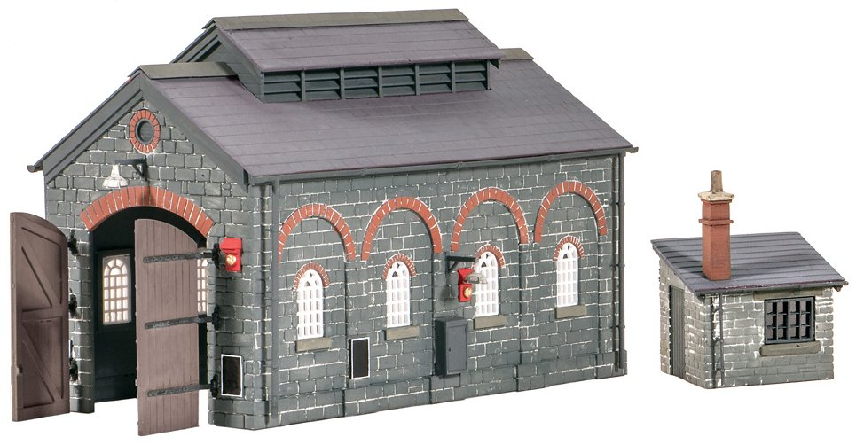 522 Ratio Engine Shed