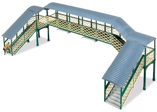 548 Ratio Covered Modular Footbridge Kit