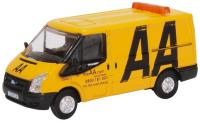 76FT033 Oxford Diecast Ford Transit MkV AA