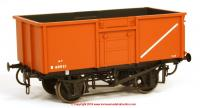 7F-030-002 Dapol 16t Steel Mineral Wagon Diagram 108 B68921 BR Bauxite livery