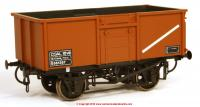 7F-030-006 Dapol 16t Steel Mineral Wagon Diagram 108 B561357 BR Bauxite livery