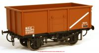7F-030-008 Dapol 16t Steel Mineral Wagon Diagram 108 B570259 BR Bauxite livery