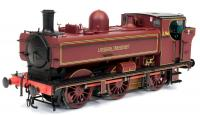 7S-007-004 Dapol 57xx Pannier Tank Steam Locomotive number L94 in London Transport livery