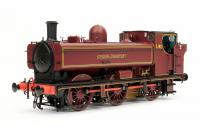 7S-007-006 Dapol 57xx Pannier Tank Steam Locomotive number L92 in London Transport livery