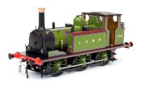 7S-010-014 Dapol A1 Terrier 0-6-0 Steam Locomotive number 734 in LSWR Green livery
