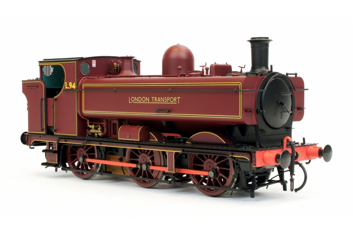 7S-007-004 Dapol 57xx London Transport Image