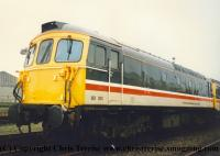 3362 Heljan Class 33/1 Diesel Locomotive number 83 301 in Intercity livery