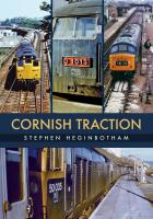 Book - Cornish Traction by Stephen Heginbotham