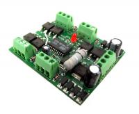 DCC30 Gaugemaster Prodigy Advance Accessory Decoder for four accessories.