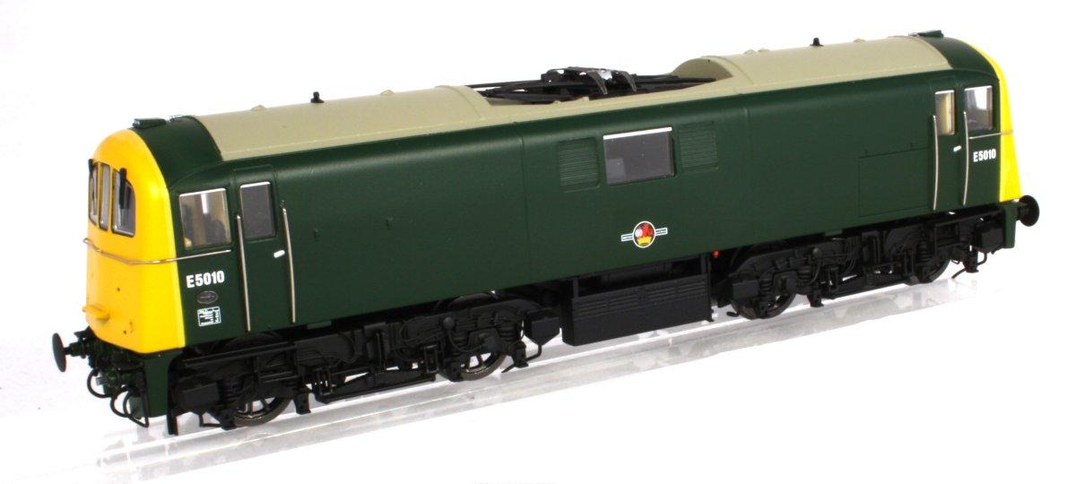 OO71005 DJ Models Class 71 Electric Locomotive Image