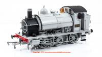 K2201A DJ Models 0-6-0 1361 Steam Locomotive number 1361 in Photographic Grey livery