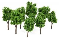 GM129 Gaugemaster Summer Tree Assortment (Pack of 10).