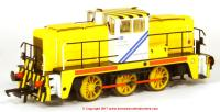 GV2013XS Golden Valley Hobbies Janus 0-6-0 Industrial Diesel Locomotive number 5 - British Steel