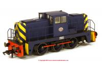 GV2015XS Golden Valley Hobbies Janus 0-6-0 Industrial Diesel Locomotive number 201 - Port of London Authority
