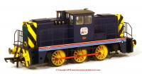 GV2016 Golden Valley Hobbies Janus 0-6-0 Industrial Diesel Locomotive number 379 - Allied Steel and Wire
