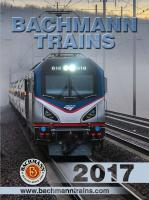 Catalogue - Bachmann USA 2017 All Scales item ref 99817