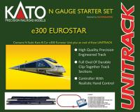 GMKS006 Kato Eurostar Train Set