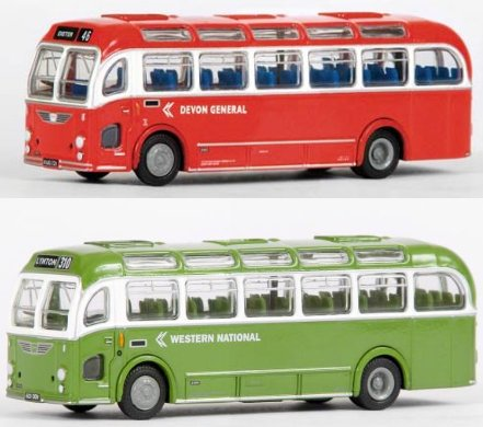 West Country Bus Pack Image