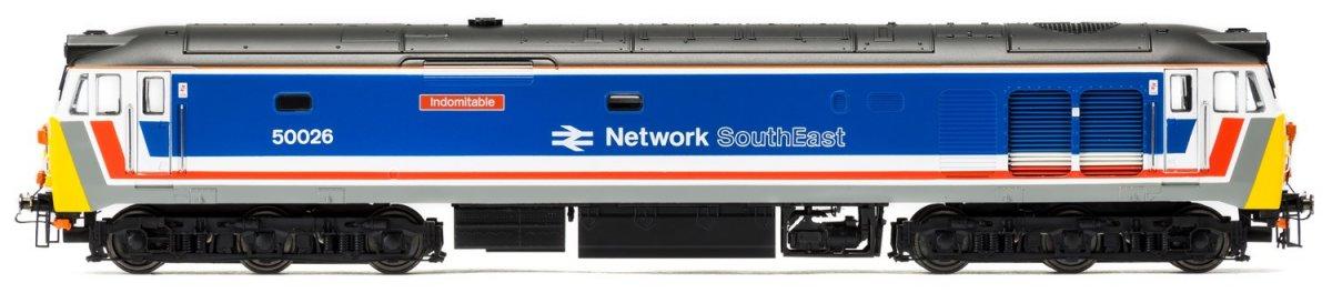 R3471 Hornby Class 50 Diesel Loco Image