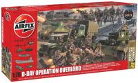 A50162 Airfix D-Day Operation Overlord Gift Set