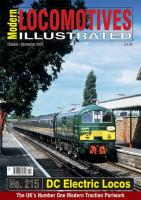 Magazine - Modern Locomotives Illustrated 215 - The DC Electric Locomotives