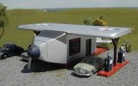 35251 Bachmann Airplane Gas Station