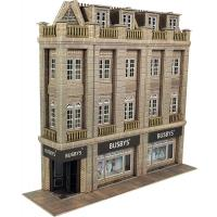 PO279 Metcalfe Low Relief Department Store kit