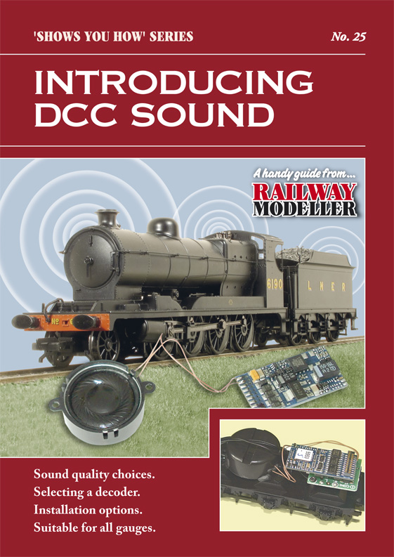 Book - Railway Modeller 25 - Introducing DCC Sound