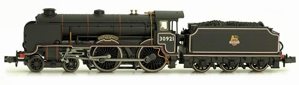 2S-002-002 Dapol Schools Steam Loco Image