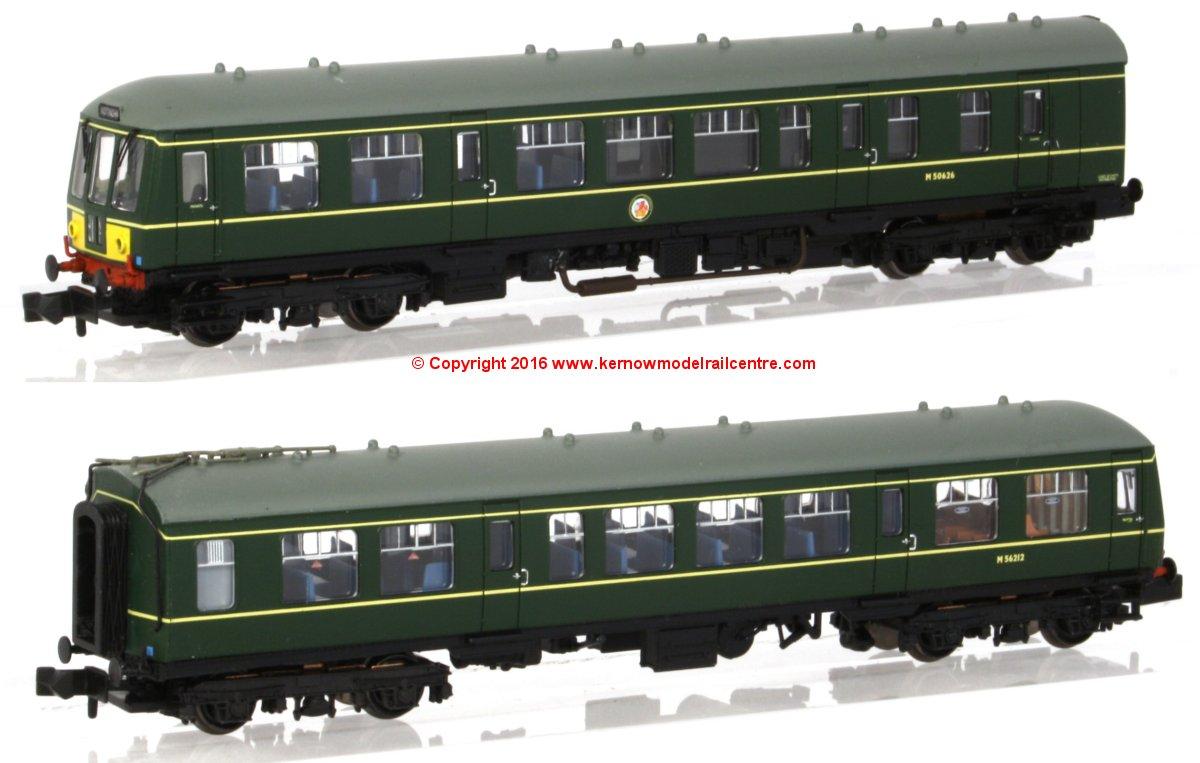 371-880 Graham Farish Class 101 DMU Image