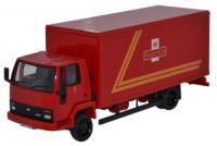 76FCG004 Oxford Diecast Ford Cargo Box Van Royal Mail