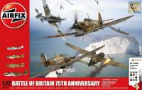 A50173 Airfix Battle of Britain - 75th Anniversary Gift Set 1:72