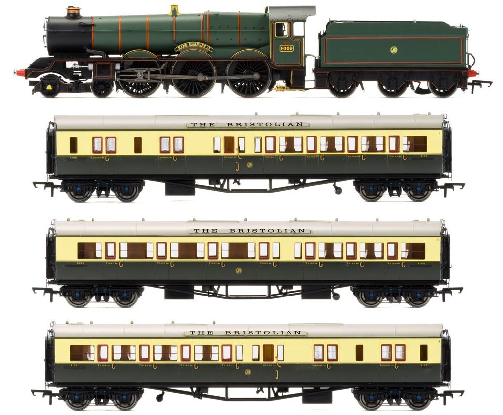 R3401 Hornby Bristolian Train Pack Image