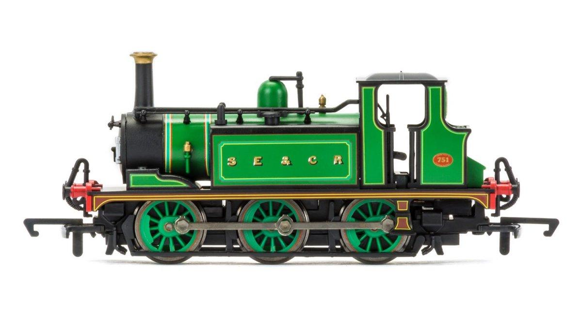 R3467 Hornby A1X Terrier Class Steam Loco Image