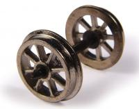 36-014 Bachmann Metal Spoked Wagon Wheels
