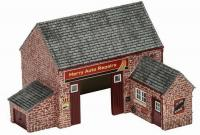 R9855 Hornby Skaledale The Village Garage