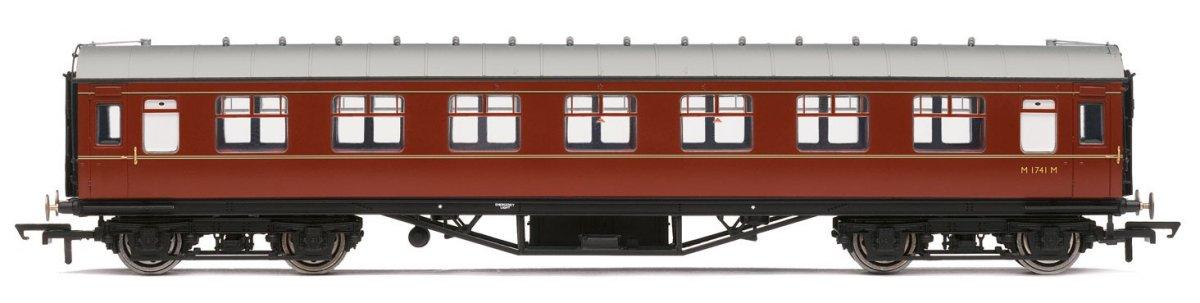 R4235C Hornby LMS Coach Image