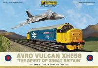 370-375 Graham Farish Avro Vulcan XH558 Collectors Pack