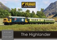 370-048 Graham Farish The Highlander Digital Train Set