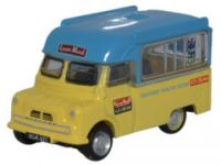 NCA003 Oxford Diecast Beford CA Ice Cream Van Lyons Maid
