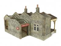 PO321 Metcalfe Parcels Office kit