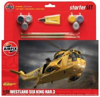 A55307 Airfix Westland Sea King Starter Set