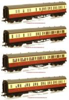 R4685-8 Hornby Collett GWR Bow Ended Bargain Coach Pack