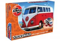 J6017 Airfix Quick Build VW Camper Van