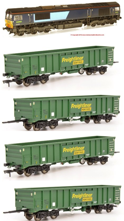 32-976ZPACK Bachmann Freightliner Train Pack Image