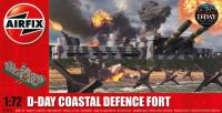 A05702 Airfix D-Day Coastal Defence Fort
